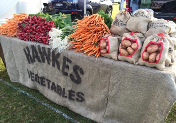 Hawkes Farm Market Days