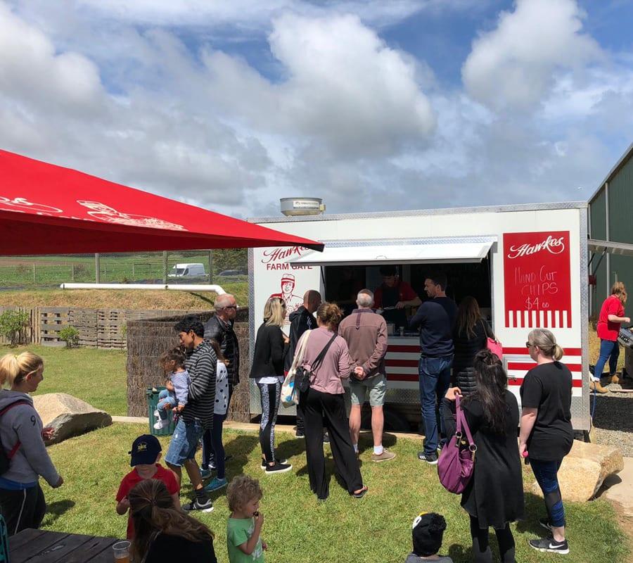 Hawkes Farm Food Truck