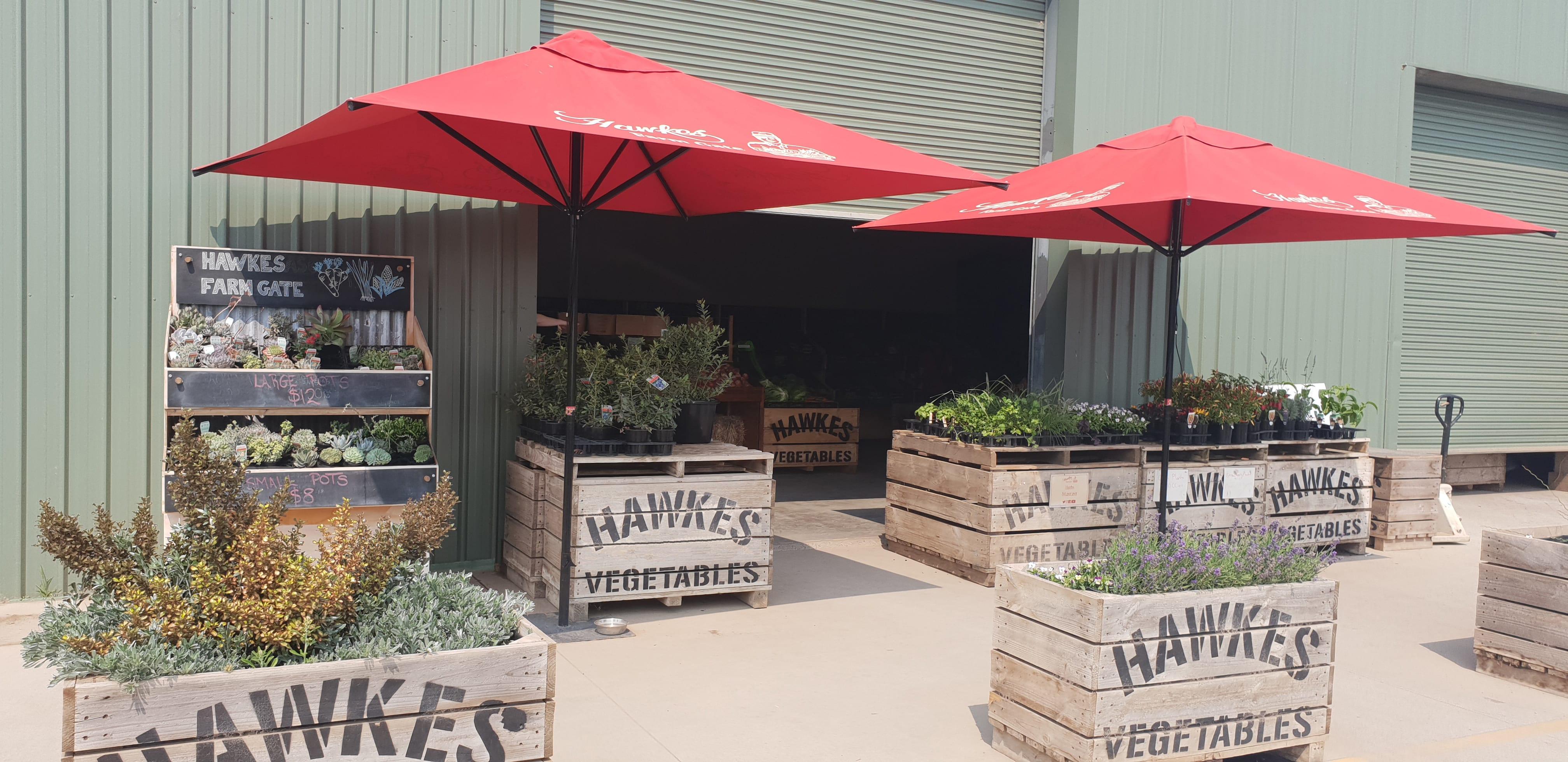 Hawkes Farm